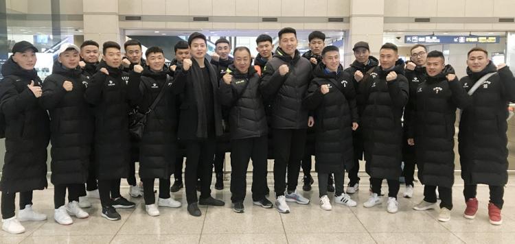 호남대, 中 적봉대학 축구팀 교류전 및 동계캠프